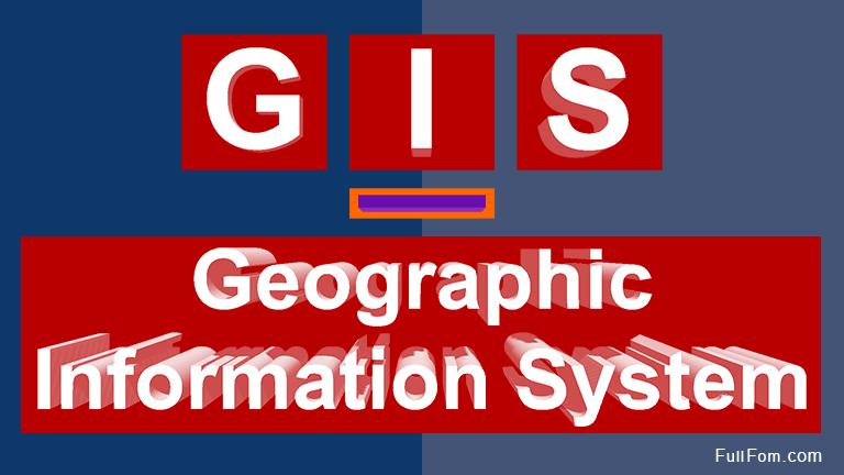 GIS full form