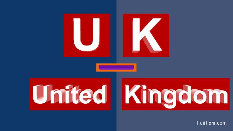 UK full form