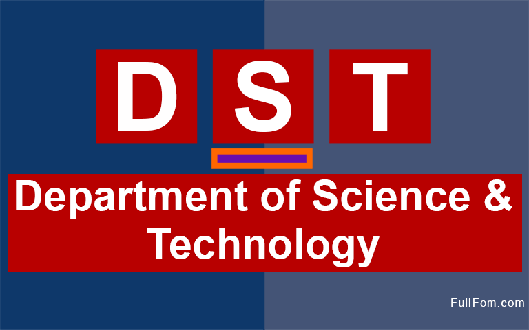 DST full form