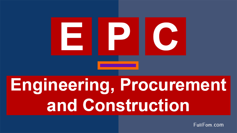 EPC full form